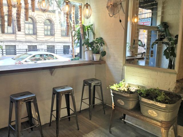 Maman NYC interior