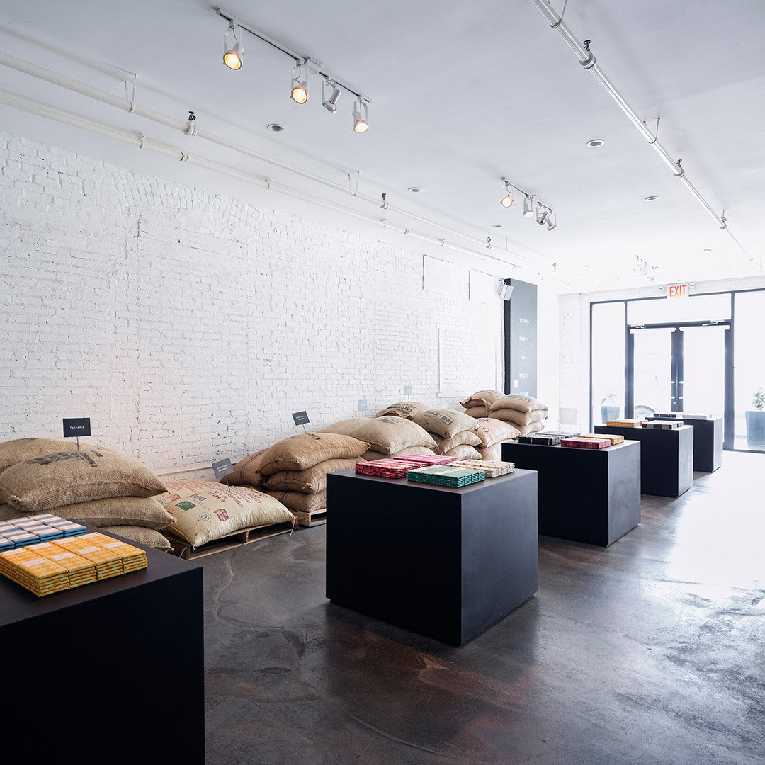 Mast Brothers Chocolate Brooklyn Flagshipstore