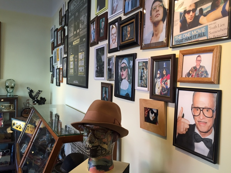 Moscot Music Gallery