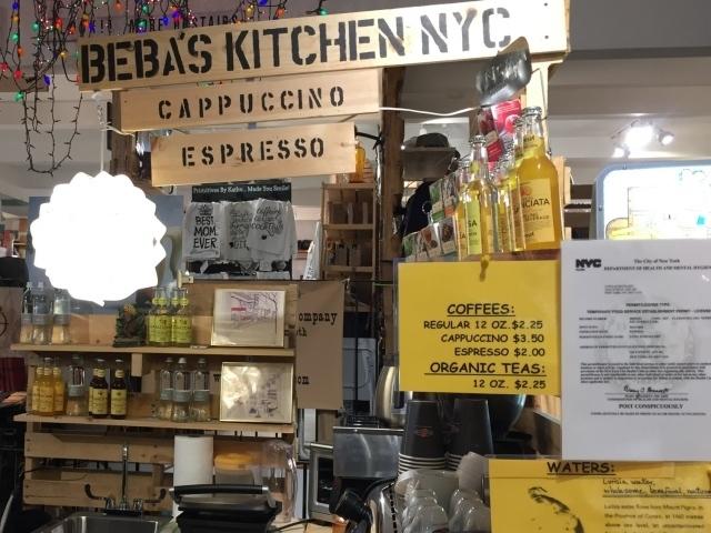 Bebas Kitchen at The Market NYC
