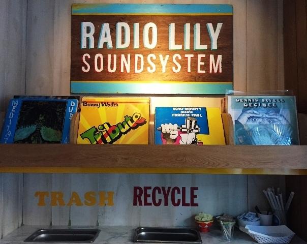 Radio_Lilly at Melvin's Juice Box