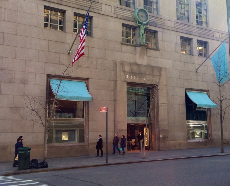 Tiffany's Flagshipstore 5th Ave