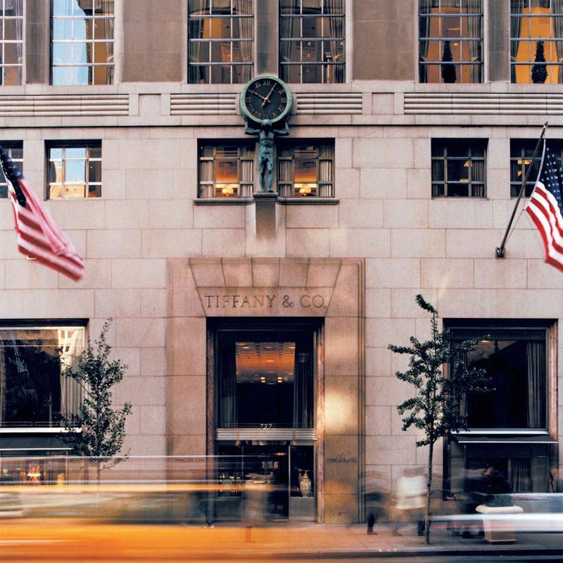 Tiffanys Flagshipstore NYC