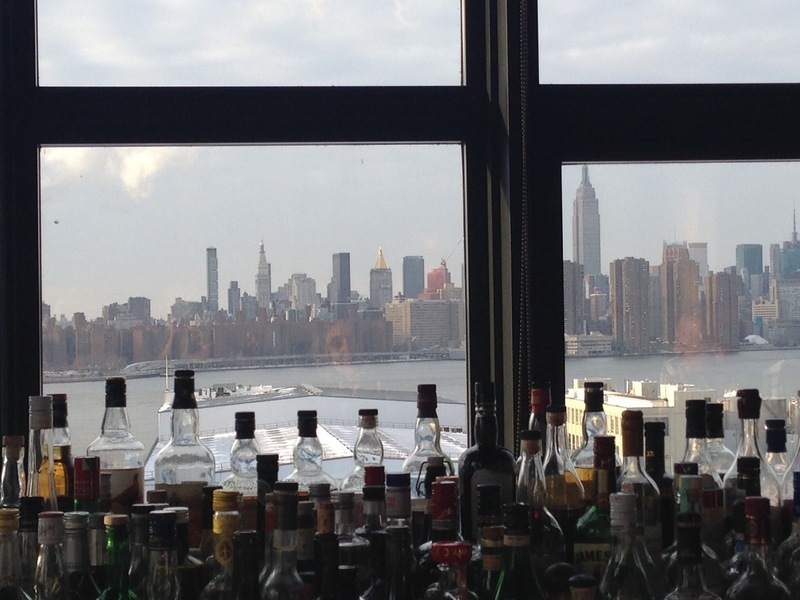 View from The Ides at Wythe Hotel