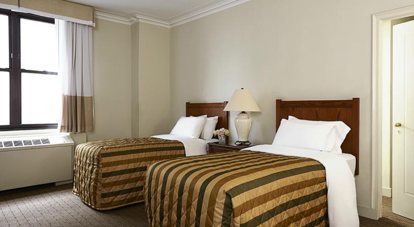 inside Hotel Pensylvania